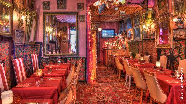 Restaurant svetlana à paris montmartre pigalle