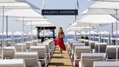 La Plage - Hôtel Majestic Barrière Français