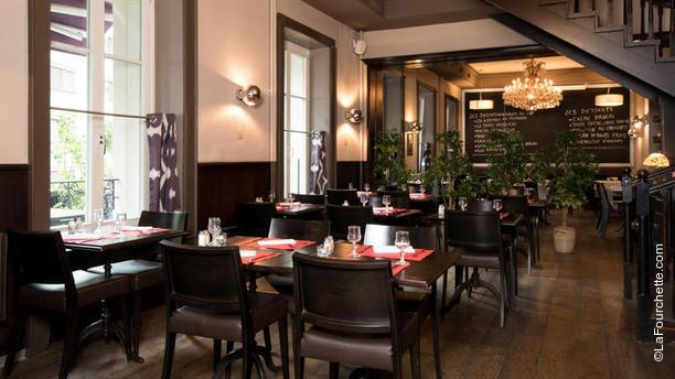 Brasserie Lausanne-Moudon Salle du restaurant