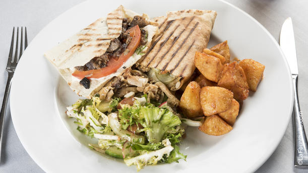 Lebanese cuisine for Arz lebanese cuisine