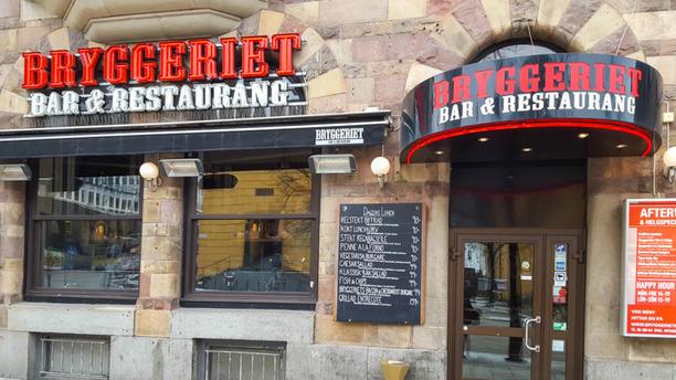 Bryggeriet Bar och restaurang Entre