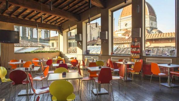 Caffetteria delle Oblate Sala del ristorante