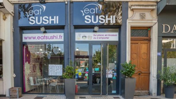 Eat Sushi Lyon Entrée