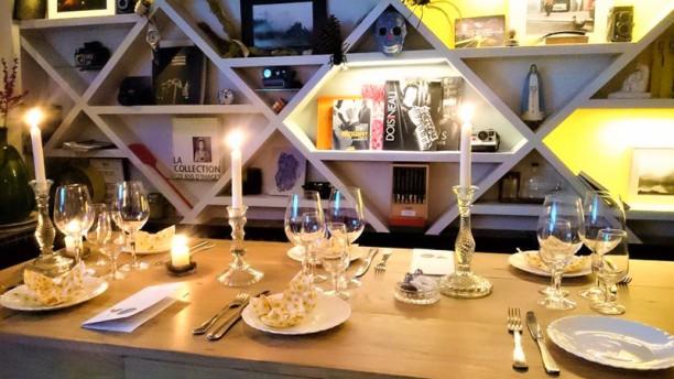 Restaurant la cantine des photographes paris 75011 - Restaurant la table de bruno saint maximin ...