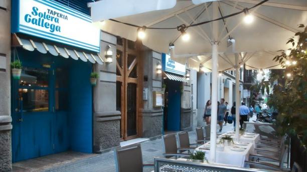 Restaurante taper a solera gallega en barcelona eixample - Restaurante solera gallega ...