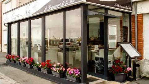 restaurant - Le Restaurant de la Mer Ba-Qua-Na - Cayeux-sur-Mer