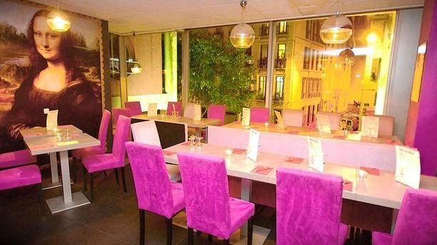Mylan's Cafe La salle Joconde