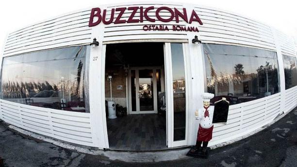 Buzzicona L' ingresso