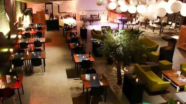 Restaurant - Le 77 Vue salle