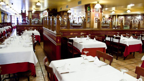 La Tagliatella - Granollers Vista sala