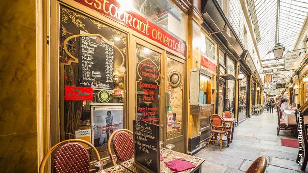 Restaurant Passage Des Panoramas Paris