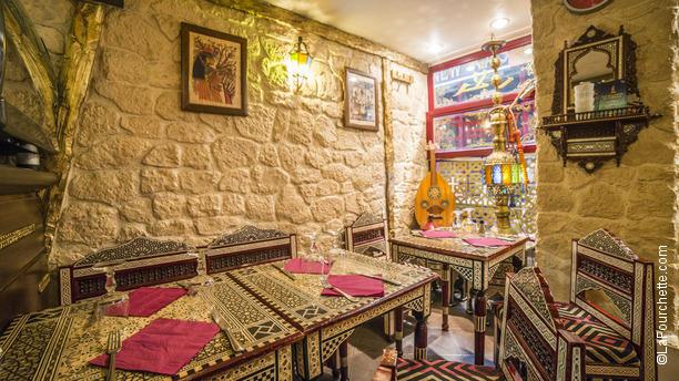 Les Saveurs de l\'Orient in Paris - Restaurant Reviews, Menu and ...