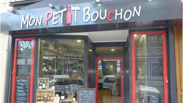 Mon Petit Bouchon Façade
