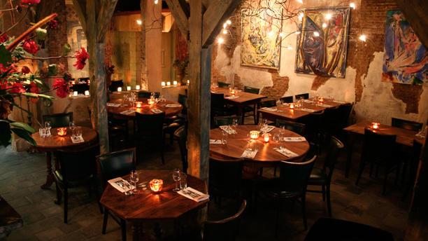 Van der Dussen Het restaurant