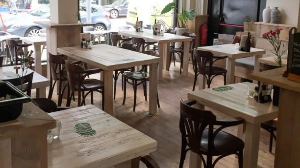 Brasserie Scheffers Restaurant
