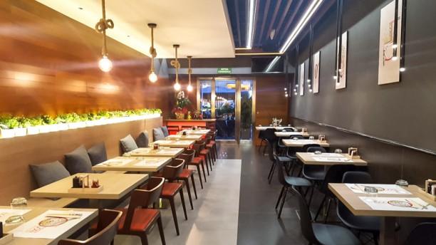 Ramen Bcn Sala del restaurante