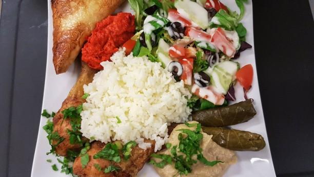 Delices d'Arménie Suggestion de plat