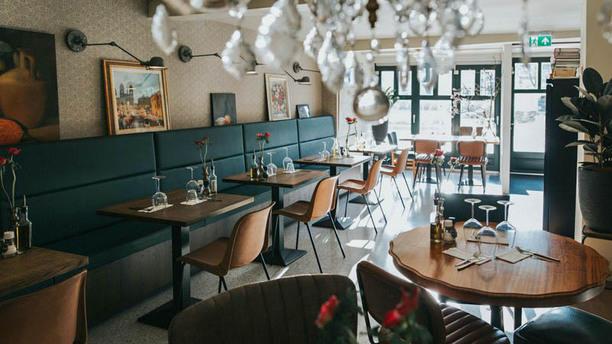 Castafiore Risotteria Het restaurant