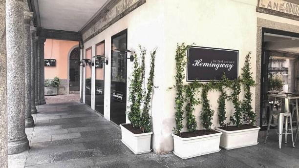 Hemingway Esterno del ristorante
