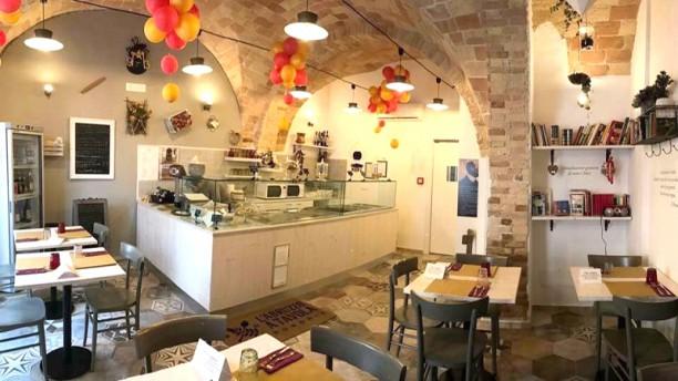 Gastronomia L'Abruzzo a Tavola Sala