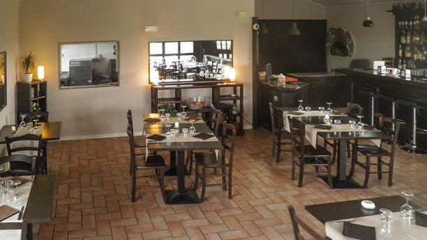 Taverna dell'Ortica Vista sala