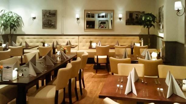 Brasserie De Grote Kom Het restaurant
