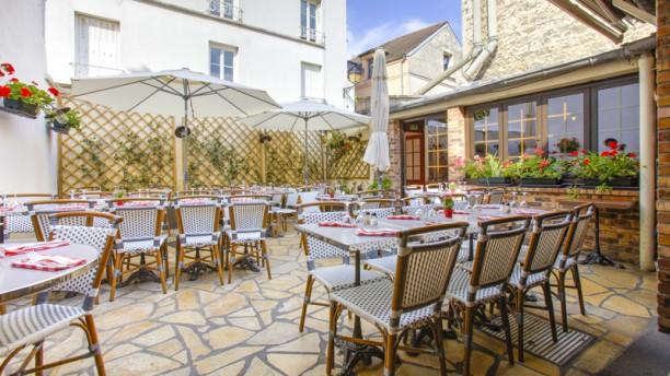 Restaurant la m re catherine paris 75018 montmartre for Jardin 75018
