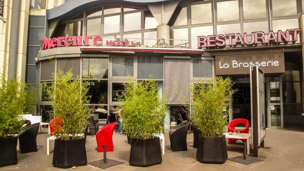 La Brasserie (Hôtel Mercure - Gare)
