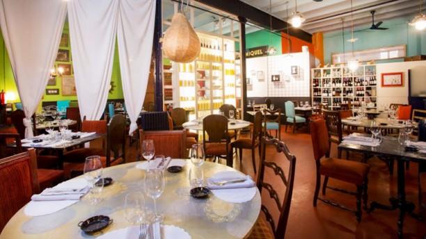 Restaurante semproniana en barcelona eixample enric - Restaurante semproniana barcelona ...