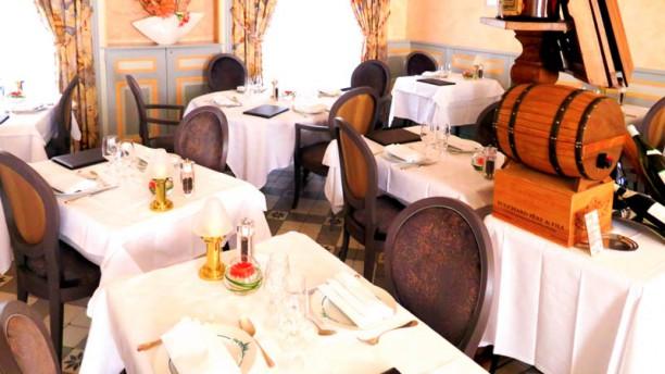 Restaurant de la Basilique Vue de l'intérieur