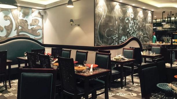 Le Grandel Salle du restaurant