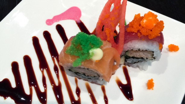 Sakura Sushi & Grill Suggestie van de chef