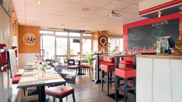 Habana Café Vue de la salle