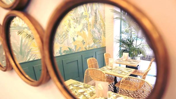 Seara Café Detalle sala
