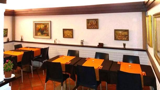 Steak House Moraira Vista sala