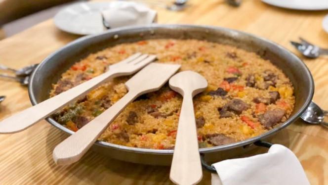 Sugerencia del chef - El Ruedo, Sevilla