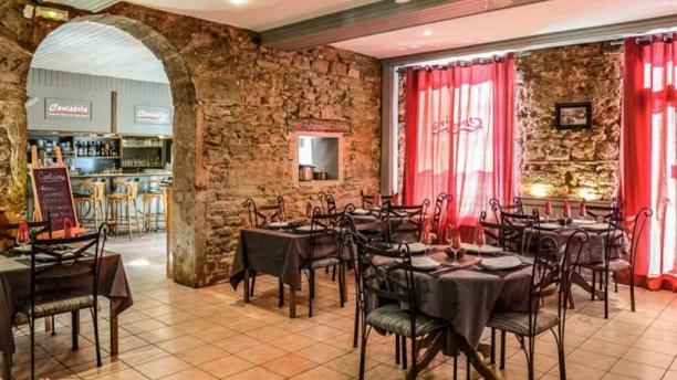 Cantabria vue de la salle
