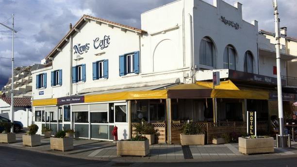 News Café News hotel restaurant