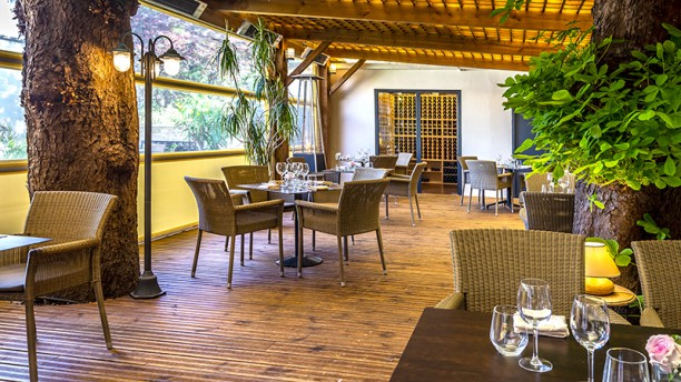 les jardins de villennes in villennes sur seine restaurant reviews menu and prices thefork. Black Bedroom Furniture Sets. Home Design Ideas