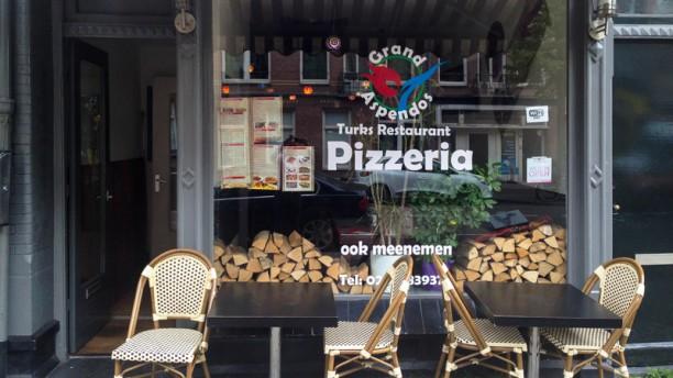 Aspendos in amsterdam menu openingstijden prijzen for Turkse restaurant amsterdam west
