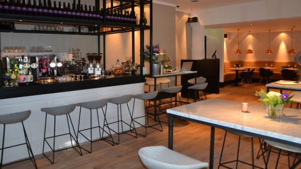 Gastrobar Anton Restaurantzaal