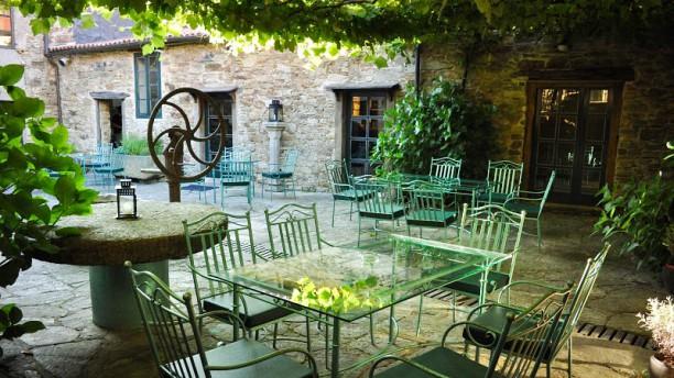 O Sendeiro Terraza restaurante O Sendeiro
