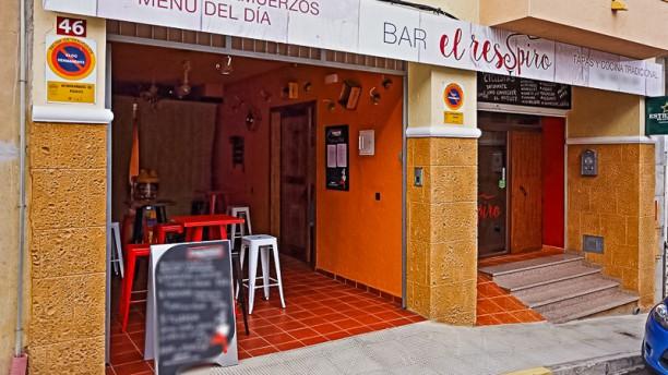 Bar El Resspiro Entrada