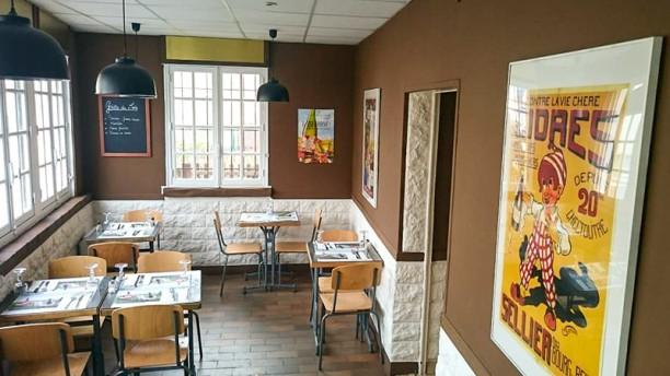 La Crêperie de Coubert Salle du restaurant