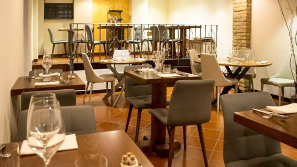 Locanda Isma Salone ristorante