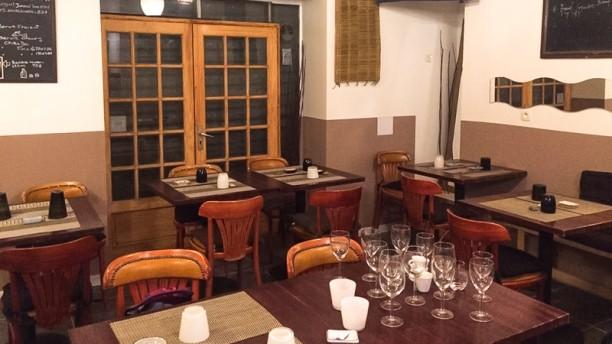 Sushi Street Cafe Salle du restaurant