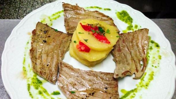 Antigua Venta Toledo Sugerencia de plato