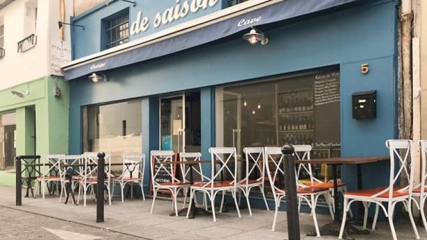 restaurant de saison paris 2e arrondissement 75002 ch telet les halles beaubourg op ra. Black Bedroom Furniture Sets. Home Design Ideas