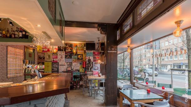 Bar Café Louis-Davids Bar Café Louis-Davids