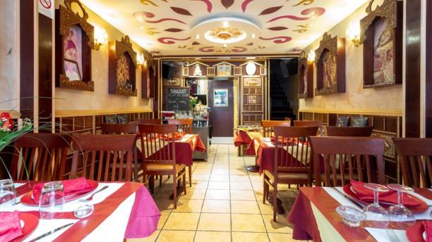 Rajah Salle du restaurant